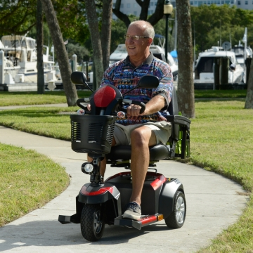 Are Mobility Scooters Better Than Electric Wheelchairs? Picture
