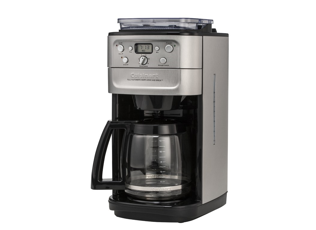 Best Coffee Maker And Grinder 2015 : Best Grind and Brew Coffee Makers