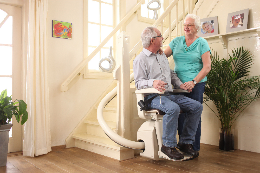 Keep Your Seniors Healthy by Installing a Stair Lift in ...