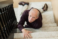Keep Your Seniors Healthy by Installing a Stair Lift in Their Home