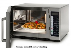 Pros and Cons of Microwave Cooking