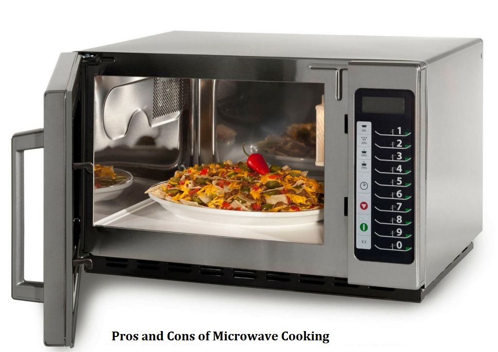Pros And Cons Of Microwave Cooking Picture
