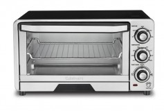 Toaster Oven Vs. Traditional Oven