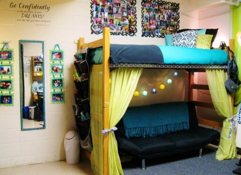 Decorating tips for dorm rooms make your room more welcoming