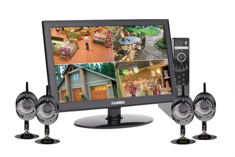 Ideal Locations for Home Security Cameras Picture