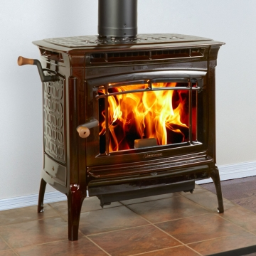 Increasing the efficiency of your wood stove