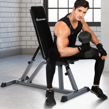 Should I Buy a Flat or Adjustable Bench Picture