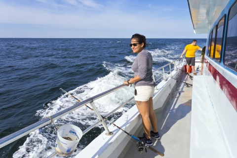 Things no one tells you about deep sea fishing