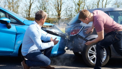 Things you should do if you are involved in a car accident