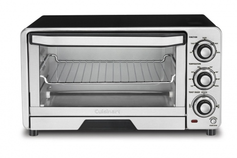 Toaster Oven Vs. Traditional Oven Picture